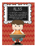 Common Core RL.3.5 Building Text