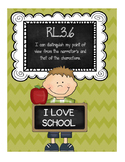 Common Core RL.3.6 Point of View