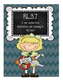 Common Core RL.3.7 Illustraions