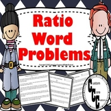 Common Core Ratio Word Problems #1