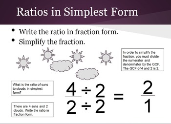 Common Core - Ratios and Rates