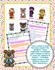 Readers Theater Folk Tale Goldilocks Bears RL1.1, RL1.2, RL2.1, RL2.2  RL3.2