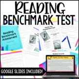 4th and 5th Grade Reading Assessment | Reading Test Prep w/ Digital