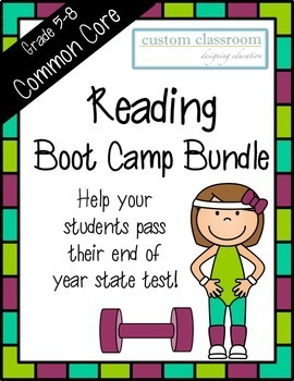 Reading Boot Camp Bundle