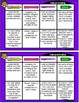 Choice Boards ELA Second Grade BUNDLE