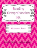 Common Core Reading Comprehension Kit