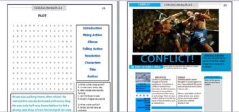 Common Core Reading Comprehension RL 1-10 3rd Grade Workbook