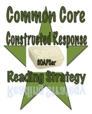 Common Core Reading & Constructed Response Strategy: Social Studies & ELA