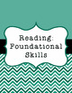 Common Core Reading - ELA - Binder Covers and Spine Labels