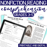 Reading Comprehension - Nonfiction Passages and Questions