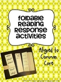 Common Core Reading Foldables