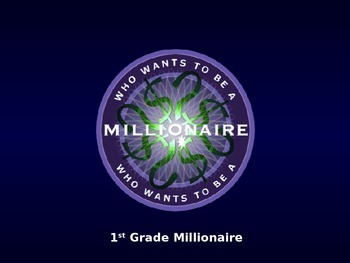 Common Core Reading Millionaire Junior Game