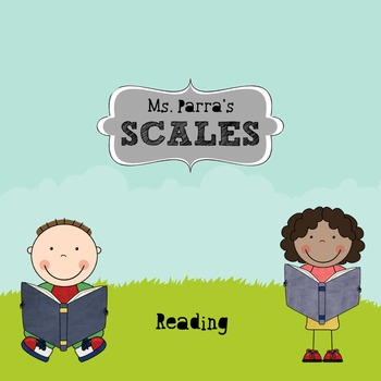 Common Core Reading Learning Goals Rubrics or Scales