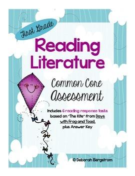 Common Core Reading Literature Assessment