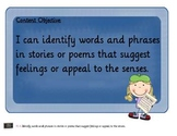 Common Core: Reading Literature Objective Posters