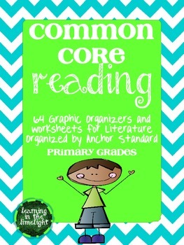 Common Core Reading- Literature for Primary Grades