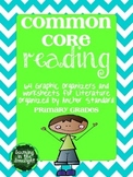 Common Core Reading- Literature for Primary Grades