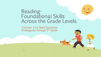 Common Core Reading Standards & Foundational Skills PPT
