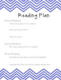 Common Core Reading Plan