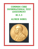 Common Core-Aligned Informational Passage and Assessment: RI.5.3