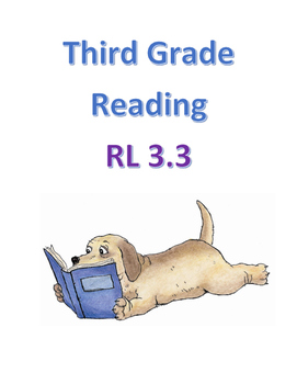 Common Core Reading - RL 3.4