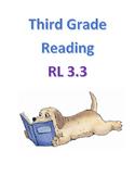 Common Core Reading - RL 3.4