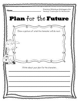 Common Core Reading Response Sheets {with Choice Boards}