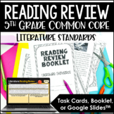 5th Grade Reading Review (Literature)