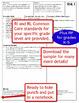 Common Core Reading Standards and Stems Handbook - Kindergarten