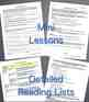 CCSS Reading: Literature and Informational Text Bundle--Br