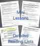 CCSS Reading: Literature and Informational Text Bundle--World Lit (Gr. 9-12)