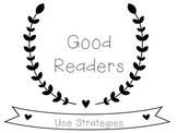 Common Core Reading Strategies