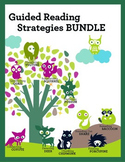 Guided Reading Strategies BUNDLE (Distance Learning)