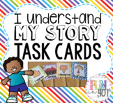 I Understand My Story! Task Cards for Little Learners!