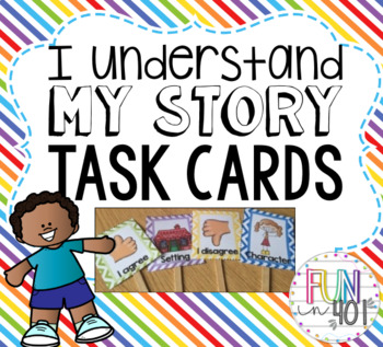 Common Core: Visual Understanding/Task Cards