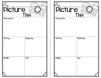 Reading Response Think Marks & Flip Charts