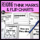 Reading Response Think Marks & Flip Charts