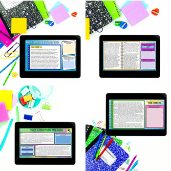 Reading Resources | 4th and 5th Grade Common Core Reading Activities