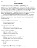 Common Core Reading Worksheet - Dolly the Sheep