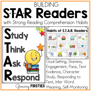 Common Core Reading Workshop - Building STAR Readers - Study Think Ask Respond