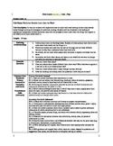 Common Core Reading & Writing Workshop Unit Plan Nonfictio