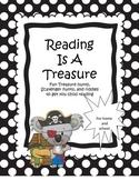 Common Core Reading is a Treasure ~ Build Reading Skills