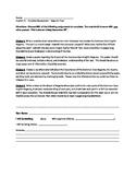 Common Core Regents Creative Assessment