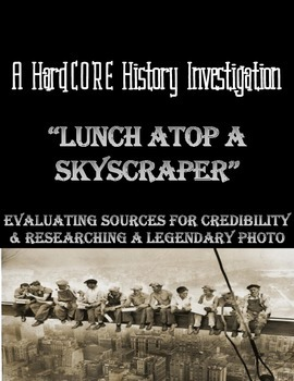 Lunch Atop a Skyscraper: Research Based Lesson on a Historical Photograph