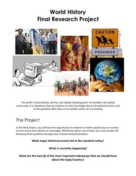 Common Core Research Project