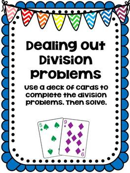 Common Core Resource Pack: 5.NBT.6 {Dividing Whole Numbers}
