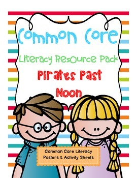 Common Core Resource Pack Pirates Past Noon