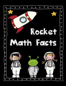 Common Core Rocket Math Facts
