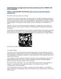 Common Core Rosa Parks 2 Passage Activity and Test Prep 7t