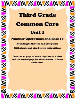 Common Core Rounding